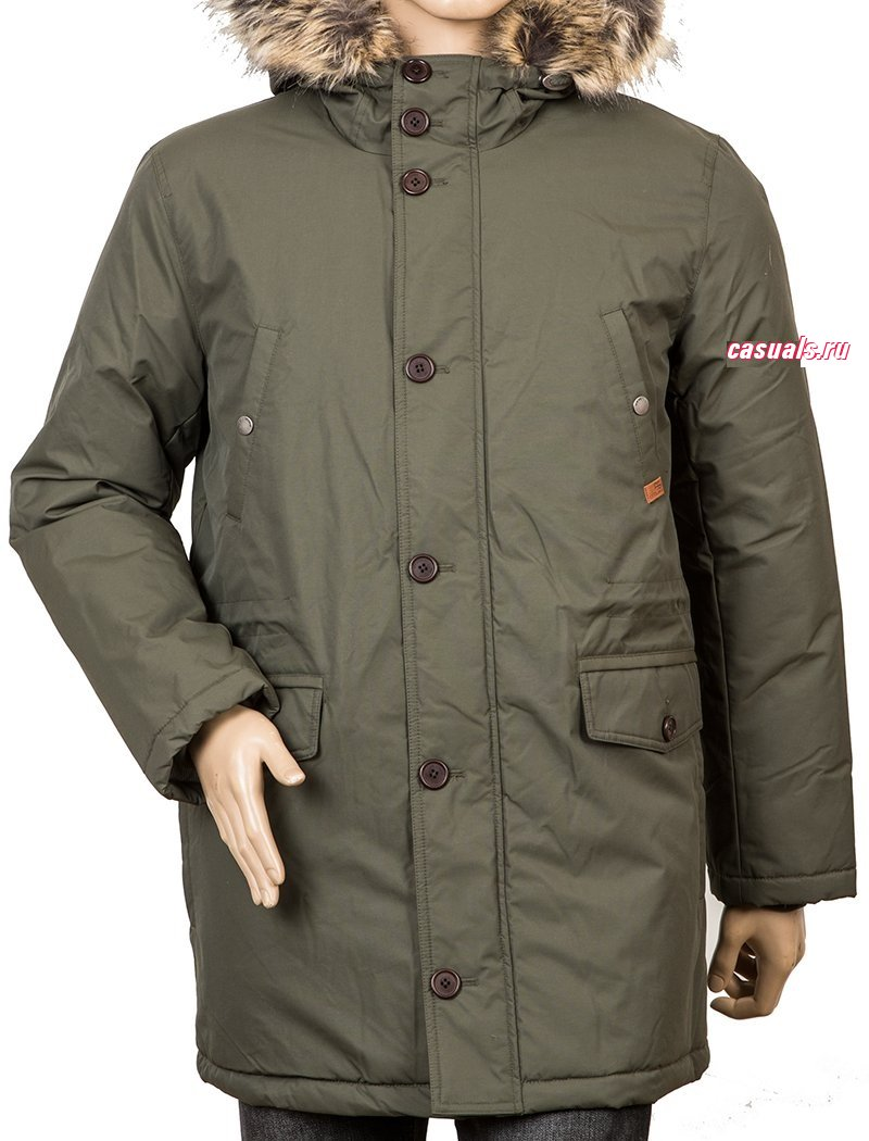 "Парка Ben Sherman ""Heavyweight Nylon Parka"""