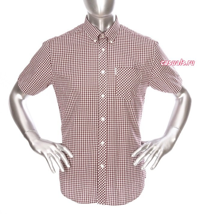 "Рубашка Ben Sherman ""Gingham"""