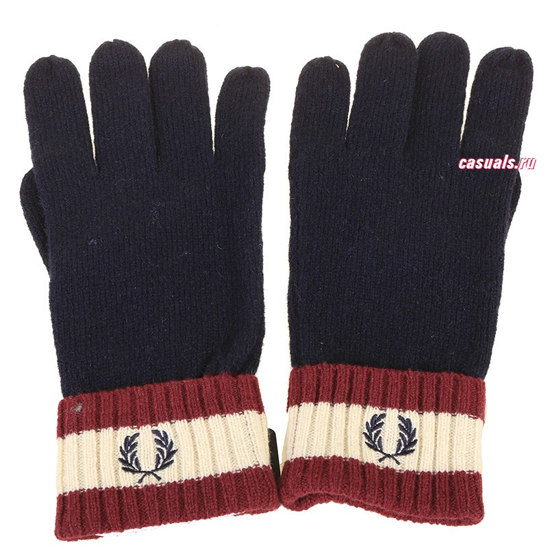 "Перчатки Fred Perry ""Bomber Tipped Gloves"""