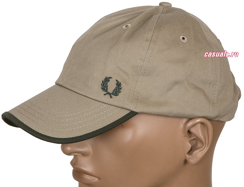 "Бейсболка Fred Perry ""Classic Laurel Wreath Cap"""