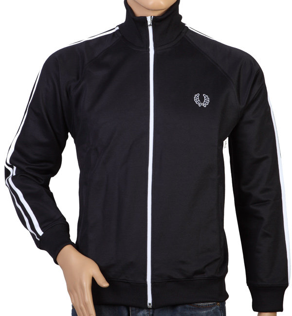 "Олимпийка Fred Perry ""Twin Tapr Track Jacket"""