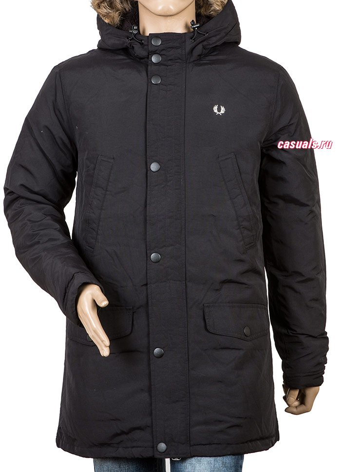 "Парка Fred Perry ""Down Parka"""