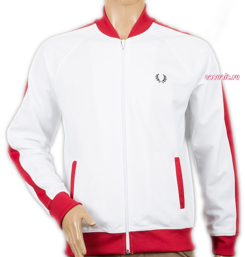 "Олимпийка Fred Perry ""Bomber Track Jacket"""