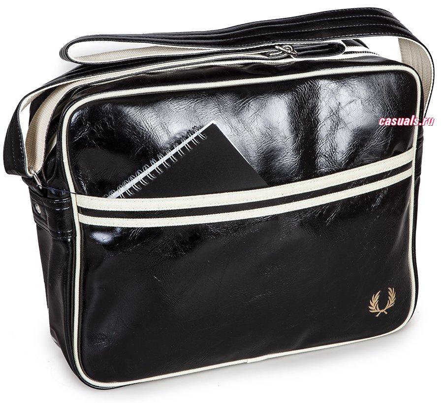 сумка Fred Perry Classic Shoulder Bag 77