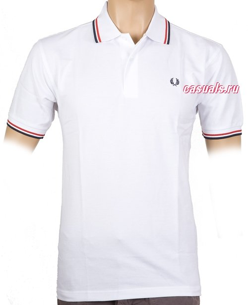 "Поло Fred Perry ""Twin Tipped Fred Perry"""