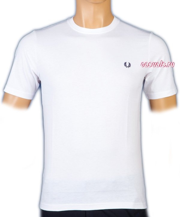 "Футболка Fred Perry ""Crew Neck Plain T-Shirt"""