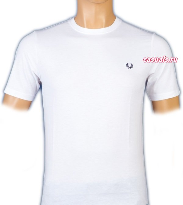 "Футболка Fred Perry ""Crew Neck T-Shirt"""