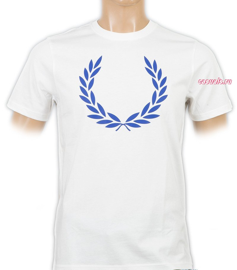 "Футболка Fred Perry ""Laurel Print T-Shirt"""